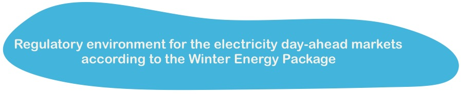Day ahead markets winter energy package